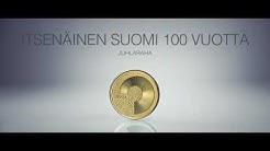 Suomen Rahapaja – Itsenäinen Suomi 100 vuotta -kultaraha