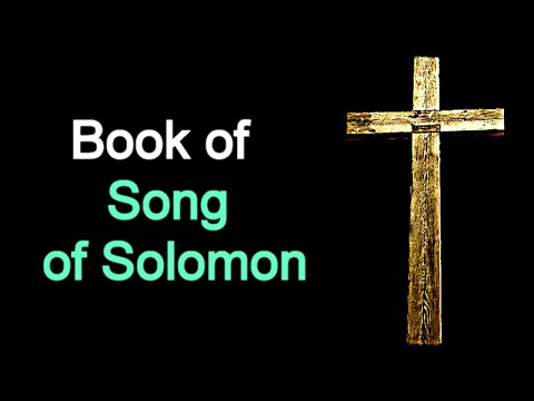 Song of Songs (Song of Solomon) - ASV Audio Bible
