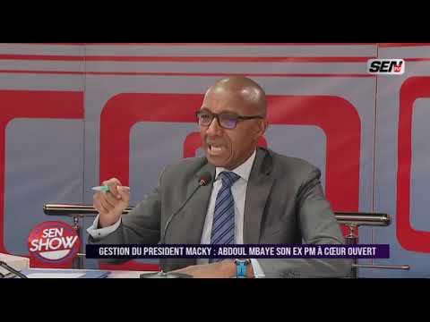 Abdoul Mbaye: