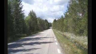 Bike trip to Norway 2008 (14): Åmål - Färgelanda