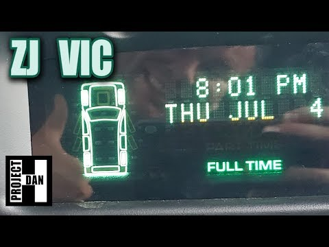 JEEP ZJ VIC INSTALL - SWAPPING A GDM TO VIC ON A 98 GRAND CHEROKEE