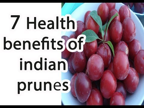 7 health benefits of indian prunes || trees name in hindi and english with pictures