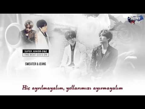 Super Junior D&E - Sweater & Jeans (Türkçe Alt Yazılı)
