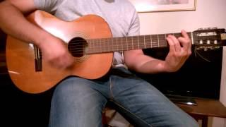 Cheb Khaled - Encore une fois - Cover - Guitar Tutorial - Petros
