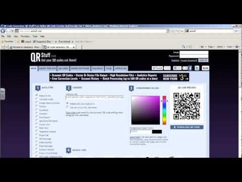 How to Attach an Image to a QR Code