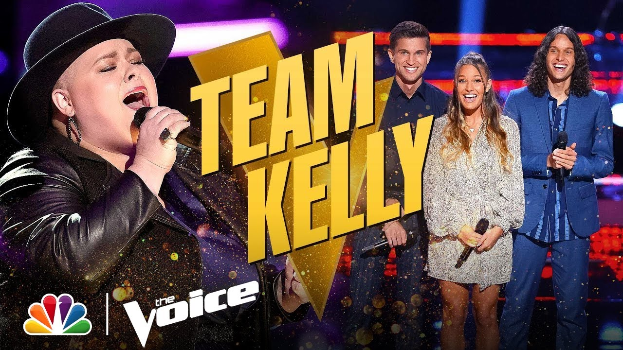 Download Truly Amazing Performances from Team Kelly's Girl Named Tom and Holly Forbes   Voice Knockouts 2021