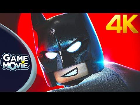 LEGO BATMAN LA SÉRIE ANIMÉE - Film Complet (Game Movie) FR 4K PS5