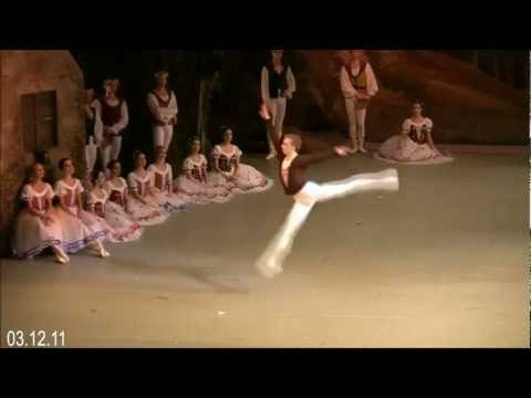 Men's Ballet Jumps Compilation