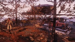 Fallout 76 - C.A.M.P. WITH AMMO & ADHESIVE - BEST LOCATION