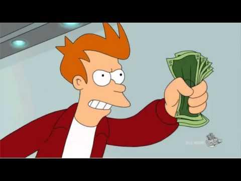 Откуда мем Заткнись и возьми мои деньги | Shut up and take my money