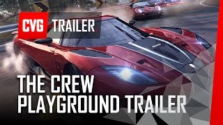 The Crew - World's Greatest Playground Trailer