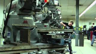Millwright Machinist Training at The Centre