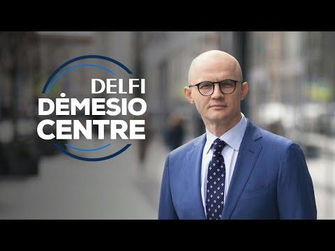 Delfi Dėmesio Centre - Generalinis Prokuroras E.Pašilis Ir STT Vadovas Ž.Bartkus