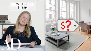 Amateurs & Experts Guess How Much a NYC Condo With a Private Terrace Costs | Architectural Digest thumbnail