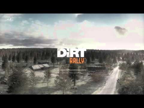 DiRT Rally - Ice skating and awkwardness