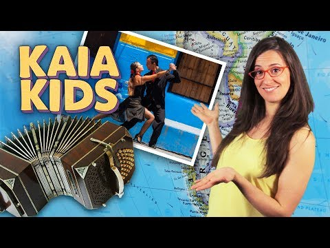 KAIA Kids Around the World - The Music of Argentina
