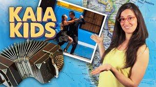KAIA Kids Around the World - The Music of Argentina