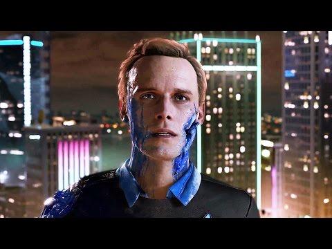 DETROIT Become Human Trailer (E3 2016) PS4