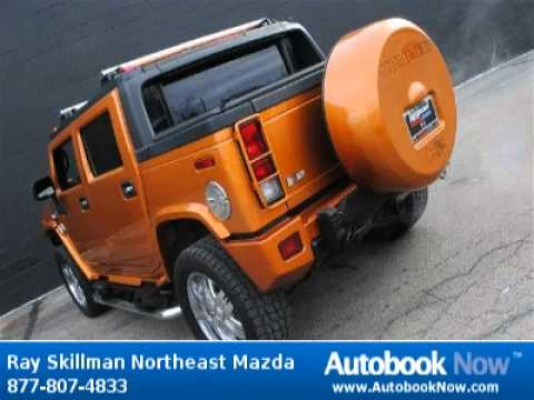 2006 hummer h2 sut base in indianapolis in for sale youtube. Black Bedroom Furniture Sets. Home Design Ideas