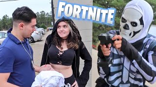 That Moment When Fortnite Plays You! Halloween Game Master Challenge
