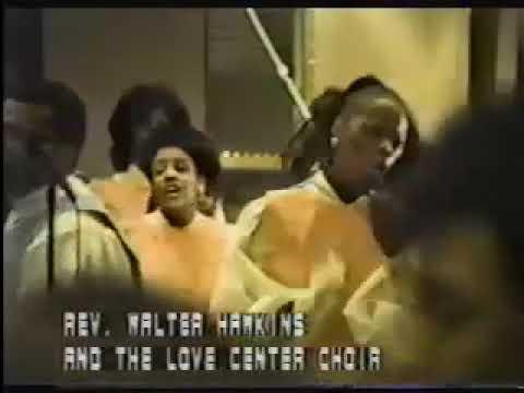 Walter Hawkins & The Love Center Combo Choir 1991 Edwin Hawkins Music & Arts Seminar