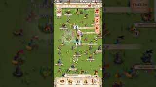 Empire four kingdoms( Good game ), How to attack nomands extremly fast