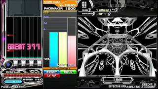 beatmania IIDX 23 copula - 灼熱Pt.2 Long Train Running(SPN)&(SPH)
