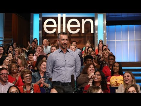 Ellen Checks Out Her Audience Members' Instagram Posts