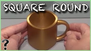 Is This Mug Round Or Square?