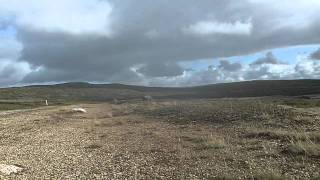 Kola peninsula 2010 - virtual road movie. Part 4/4