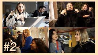 YALNIZ GÜZEL GEZDİK, DANLA BİLİC'E UĞRADIK    Günlük Vlog #2