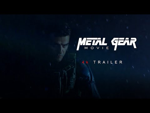 Official Unofficial Metal Gear Solid Movie Trailer