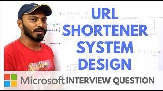 System design URL shortener | system design bitly | system design tinyurl thumbnail