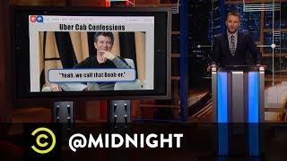 It Ain't Uber Till It's Uber - @midnight with Chris Hardwick thumbnail