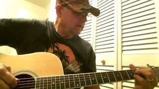 "GuitarWorks GWD-620FCEN Acoustic Guitar Demo Video(Song Titled ""Good Morning Jesus"""