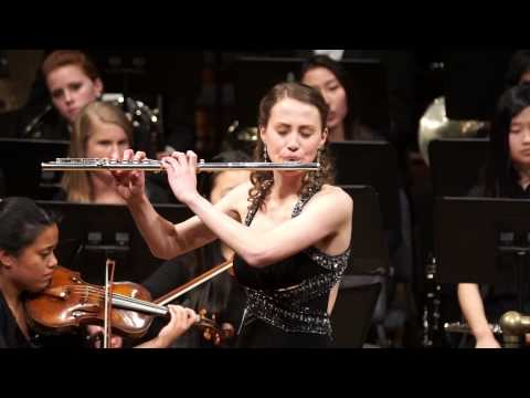 Boston Philharmonic Youth Orchestra: Chaminade - Concertino for Flute (feat. Hayley Miller, flute)