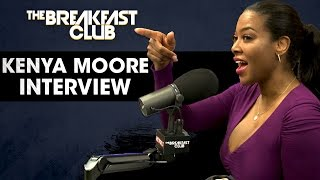 Video Kenya Moore Dishes On Phaedra Parks, Fake Love & Why She's Packing Heat download MP3, 3GP, MP4, WEBM, AVI, FLV Juni 2017
