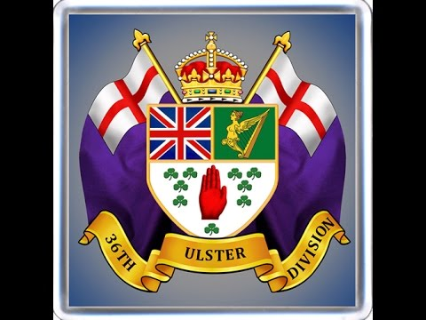 "36th Ulster Division "" Remembering the Somme """