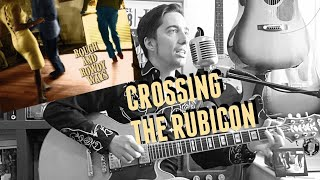"Bob Dylan | Crossing The Rubicon | Cover from ""ROUGH AND ROWDY WAYS"""