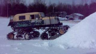 Tucker Sno-Cat Testing 2.mov