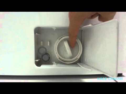How to clean Electrolux Front Loader Washing Machine Pump Filter
