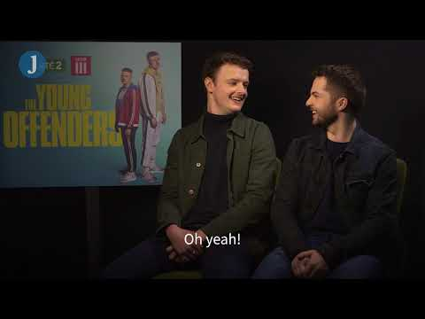 The Young Offenders on being 'big in Germany'