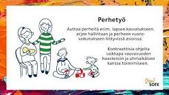 Tukea arkeen - Lasten ja perheiden ennaltaehkäisevät palvelut
