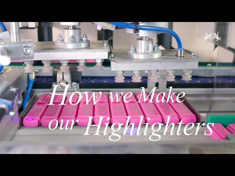 How we make our highlighters? Faber-Castell