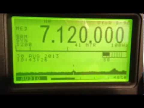 7120kHz  Radio  Hargeysa - Somaliland