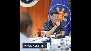 Duterte rejects August opening of classes, Duque contradicts