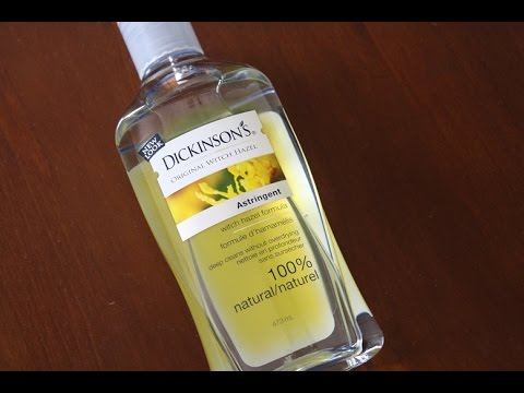 SURPRISING USES FOR WITCH HAZEL