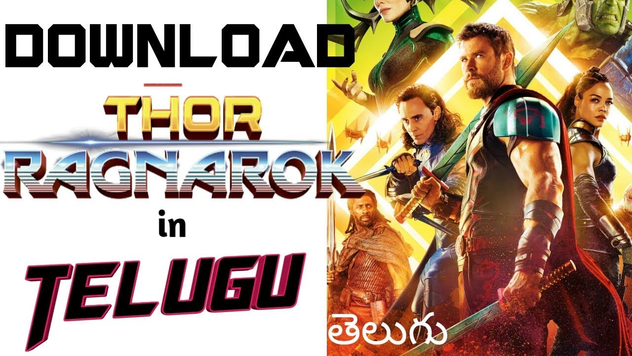 thor ragnarok full movie download in telugu