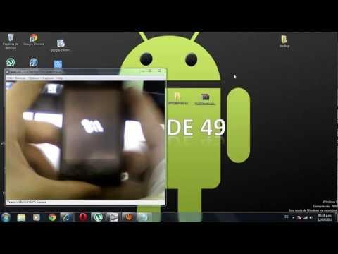 LG GT540 Cyanogenmod 10 y aumento de memoria interna...