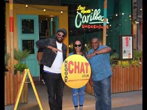 Reggae Chat with Daddy Ernie Summer season promo 2018